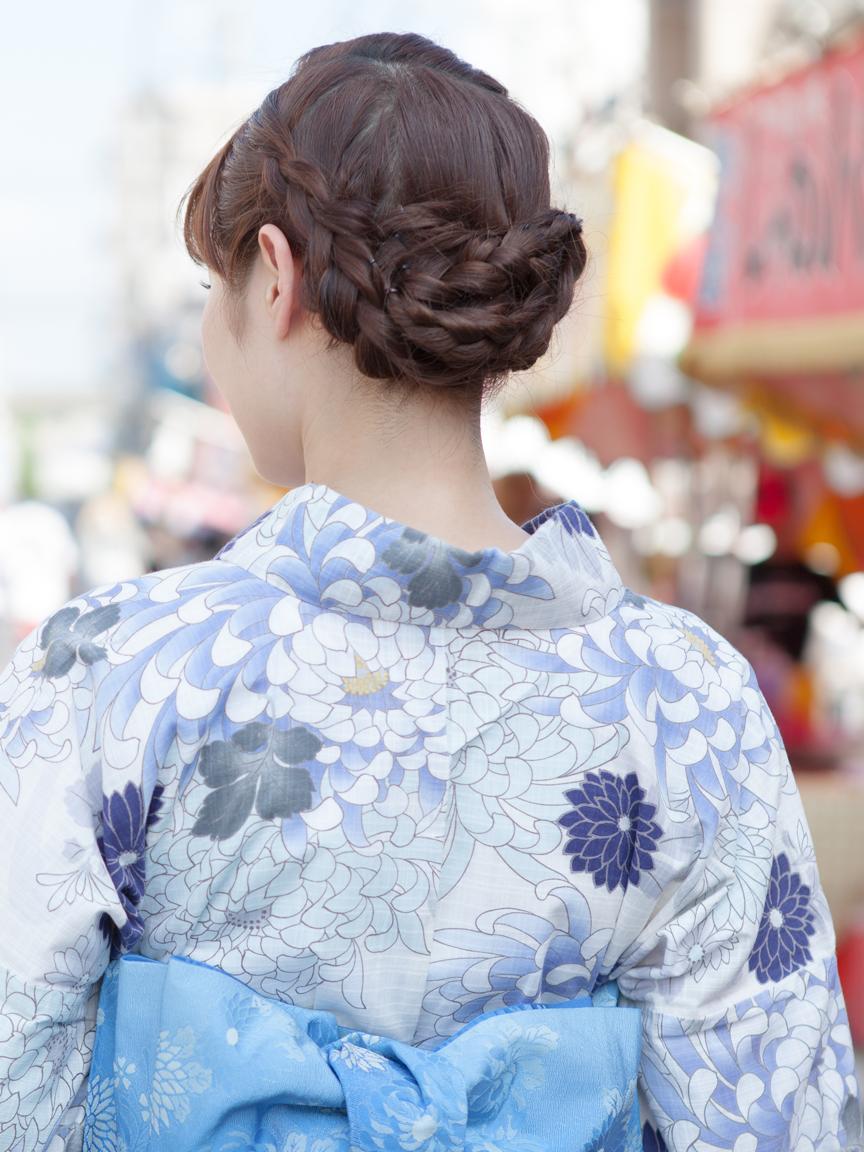 japanese style 和風の「てぬぐい」