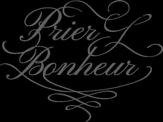 Prier Bonheur プリエ ボヌール