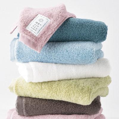 綿雪のようなタオル